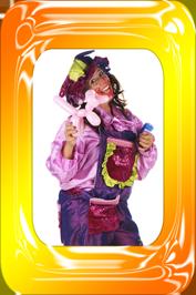Clown Drenthe