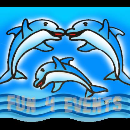 zandtekening dolfijnkopie