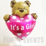 ballon its a girl