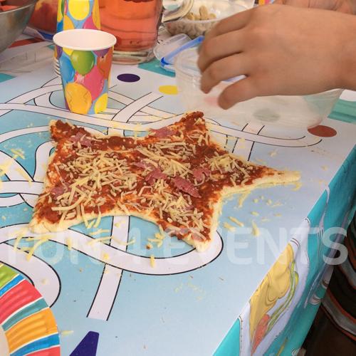 maak je eigen pizza kinderfeestje