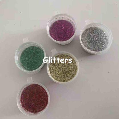 glitters voor glittertattoos