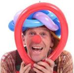 kinderfeestjes clown gelderland