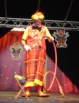 goochelclown carnaval