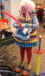 Ballonartiest clown joepie