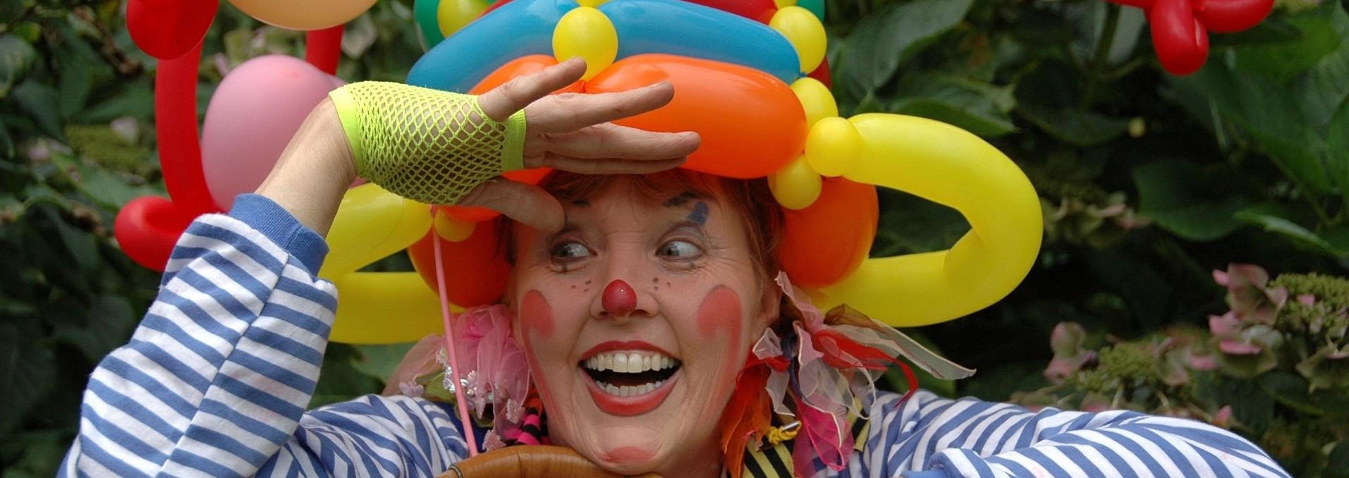 ballonnenclown Clown Joepie