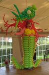 zeemeermin-ballonnenkostuum