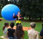 grote ballonnenshow