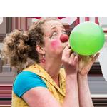Clown Miepie Deventer