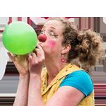 Clown Miepie ballonnen
