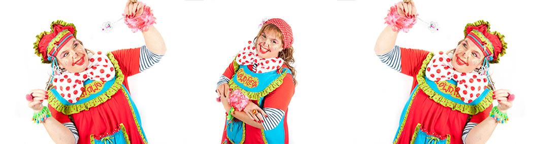 clown fleur kinderfeestjes clown
